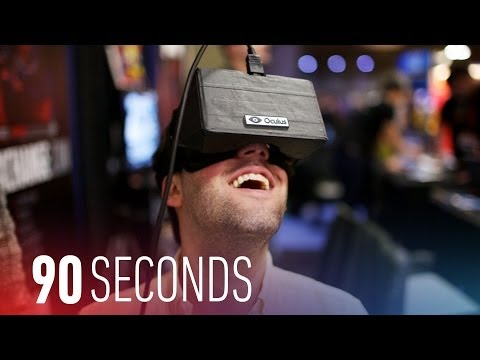 Facebook buying Oculus VR for $2 billion: 90 Seconds on The Verge