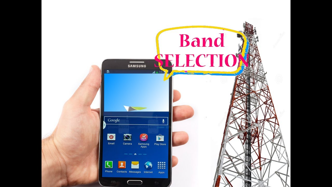 Samsung Lock Lte Band