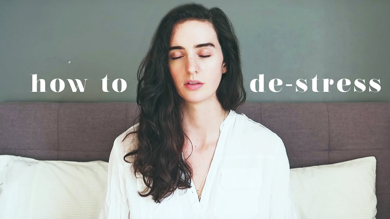 10 Ways To De-Stress (Ad)
