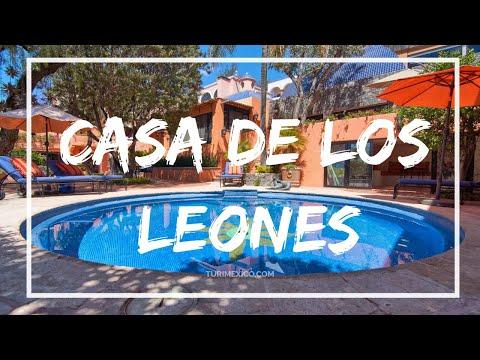 Hotel Casa de los Leones B&B en San Miguel de Allende