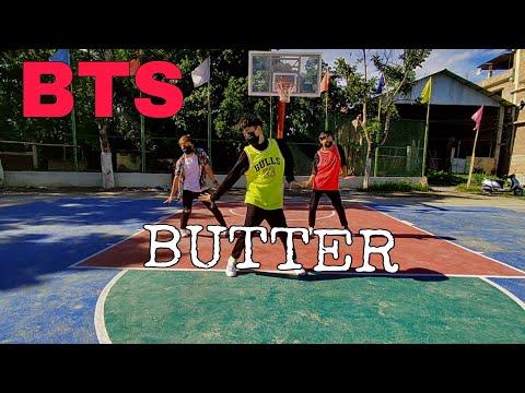 BTS BUTTER DANCE