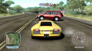 Test Drive Unlimited 2018 Gameplay - Xbox 360