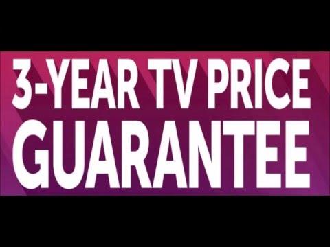 Dish 3 Year Price Lock