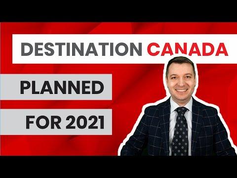 Destination Canada 2020(1) Is Coming! Post-Corona Recruitment Event