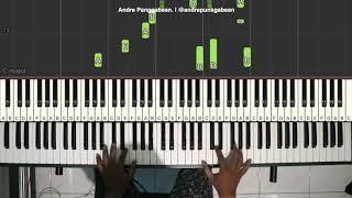 Lukisan Indonesia - Naura | Piano Cover & Tutorial by Andre Panggabean