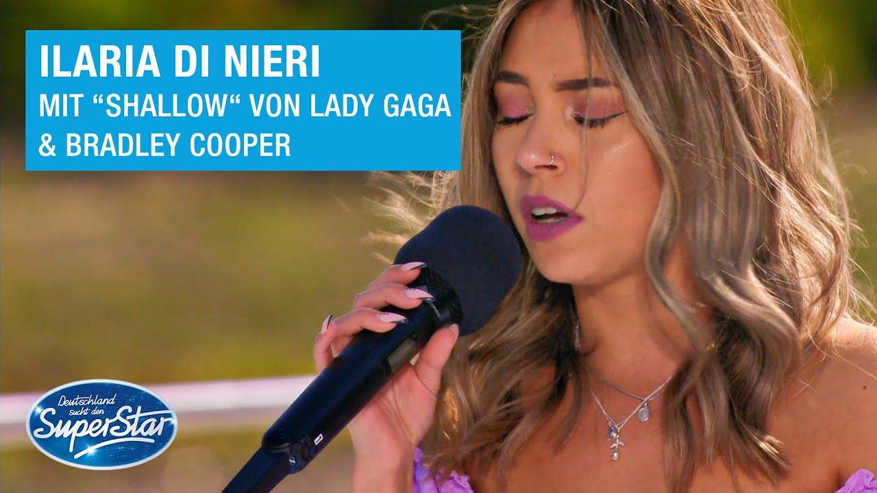 """Ilaria Di Nieri mit """"Shallow"""" von Lady Gaga & Bradley ..."""