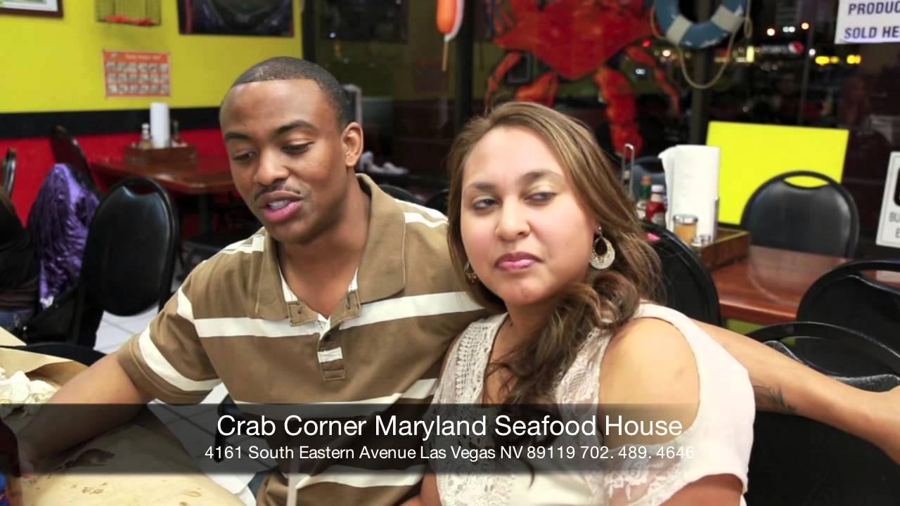 freshest seafood restaurant in las vegas; crab corner maryland