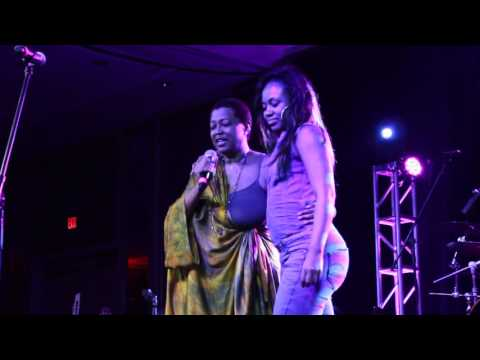 Lisa Fischer and Sasha Allen -Wild Horses Part 1( Passing The Torch)