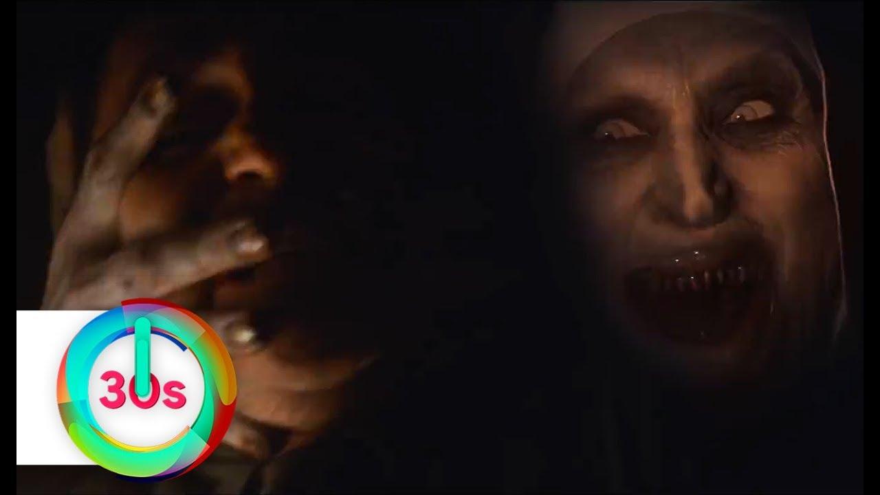 [30s] The Nun - Ác Quỷ Ma Sơ (2018) - Dự kiến KC : 07.09 - Phim Kinh Dị