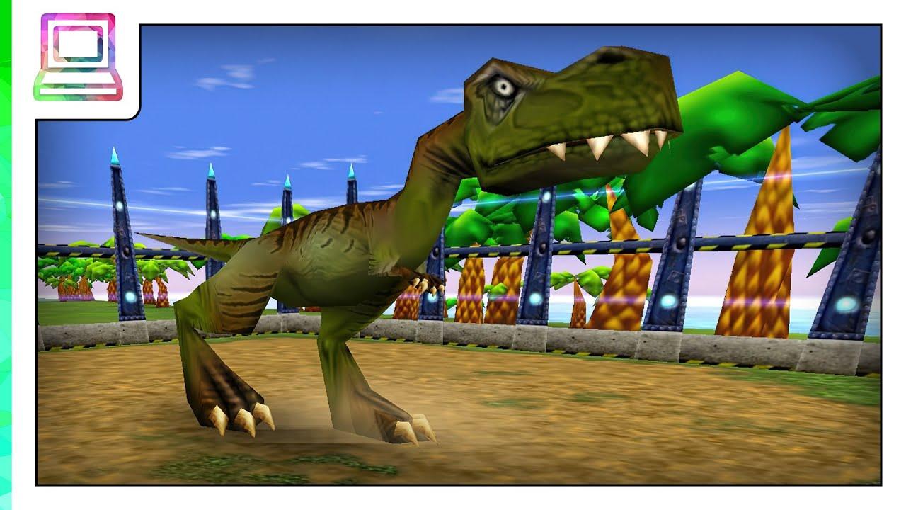 Dino Island Gameplay (1080p HD / 60FPS)