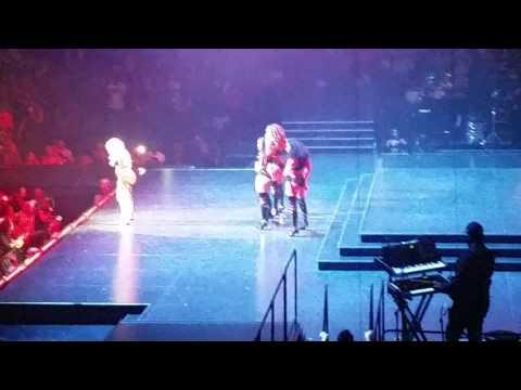 Lil Kim @ The Bad Boy Family Reunion Tour, Verizon Center, DC 9-22-16