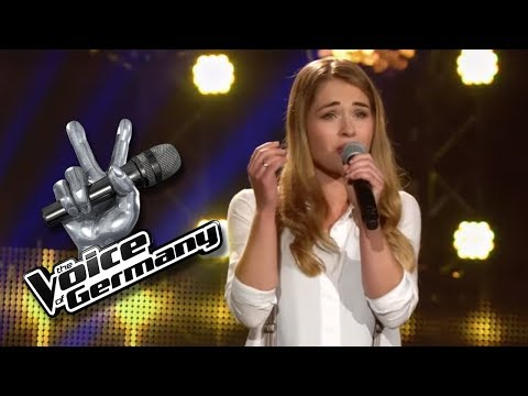 Cassandra Steen - Tanz | Hariett Hastreiter-Gross | The Voice of Germany 2016 | Blind Audition