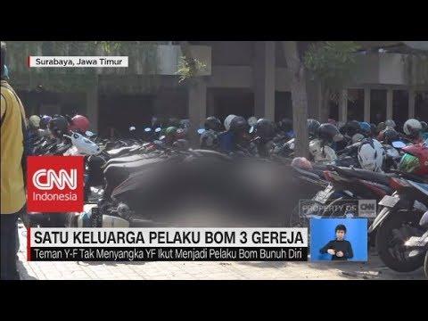 Anak Pelaku Bom Bunuh Diri Surabaya di Mata Sahabat