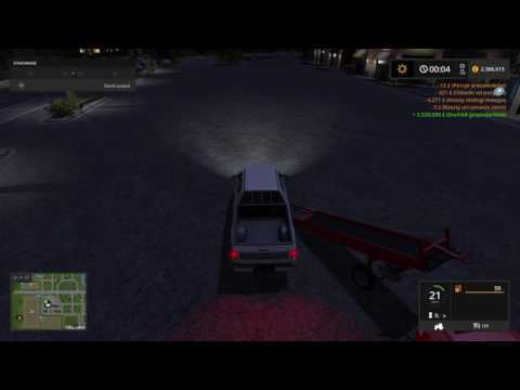 Farming Simulator 17 how to make a ramp