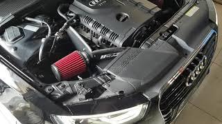 CTS Turbo Intake Sound on Audi A5 / A4 2.0T - CK Motorsport TV