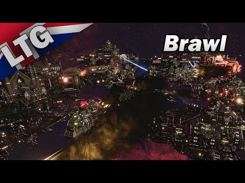Brawl Battlefleet Gothic Armada 2 Massive Fleet Mode |