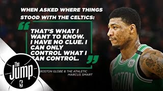 Paul Pierce: 'I think Marcus Smart will be a Celtic,' but will take a pay cut | The Jump | ESPN