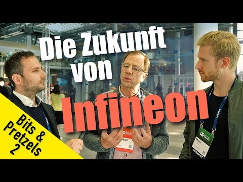 Bits & Pretzels Tag 2&3 – Interview mit dem CEO von Infineon // Mission Money