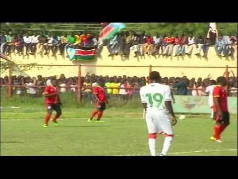 South Sudan vs Uganda 14072017 PART 13