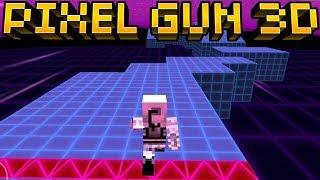 Pixel Gun 3D - Extreme Run [Mini Games] - Part 18 Android Gameplay, Walkthrough
