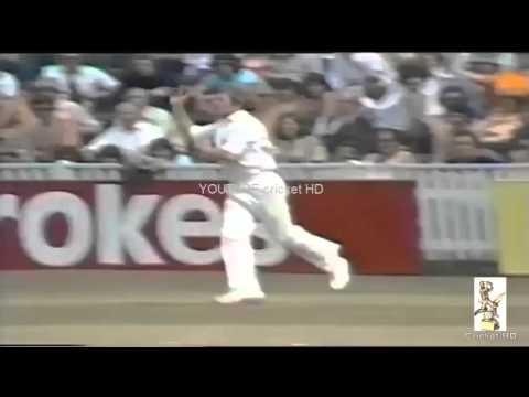best of imran khan county cricket HD