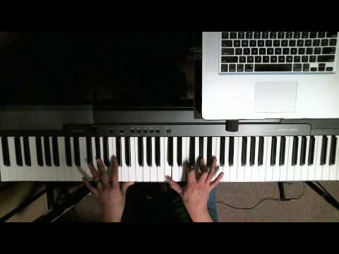 With Long Life - Piano Tutorial