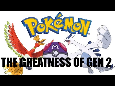 RetroSpecktive: Pokemon Gold/Silver- Gen 2