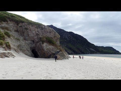 Maghera Beach and Caves - Ardara - County Donegal - Ireland