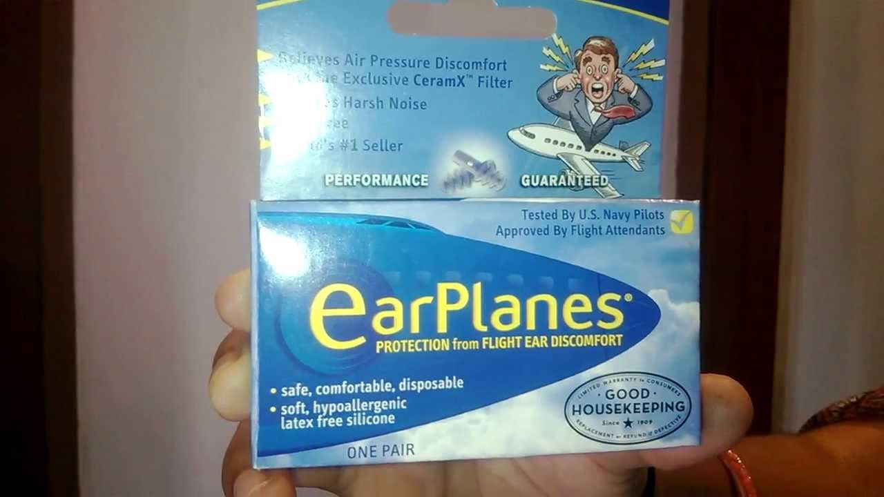 Top 15 Best Earplugs for Flying in 2019 - Complete Guide
