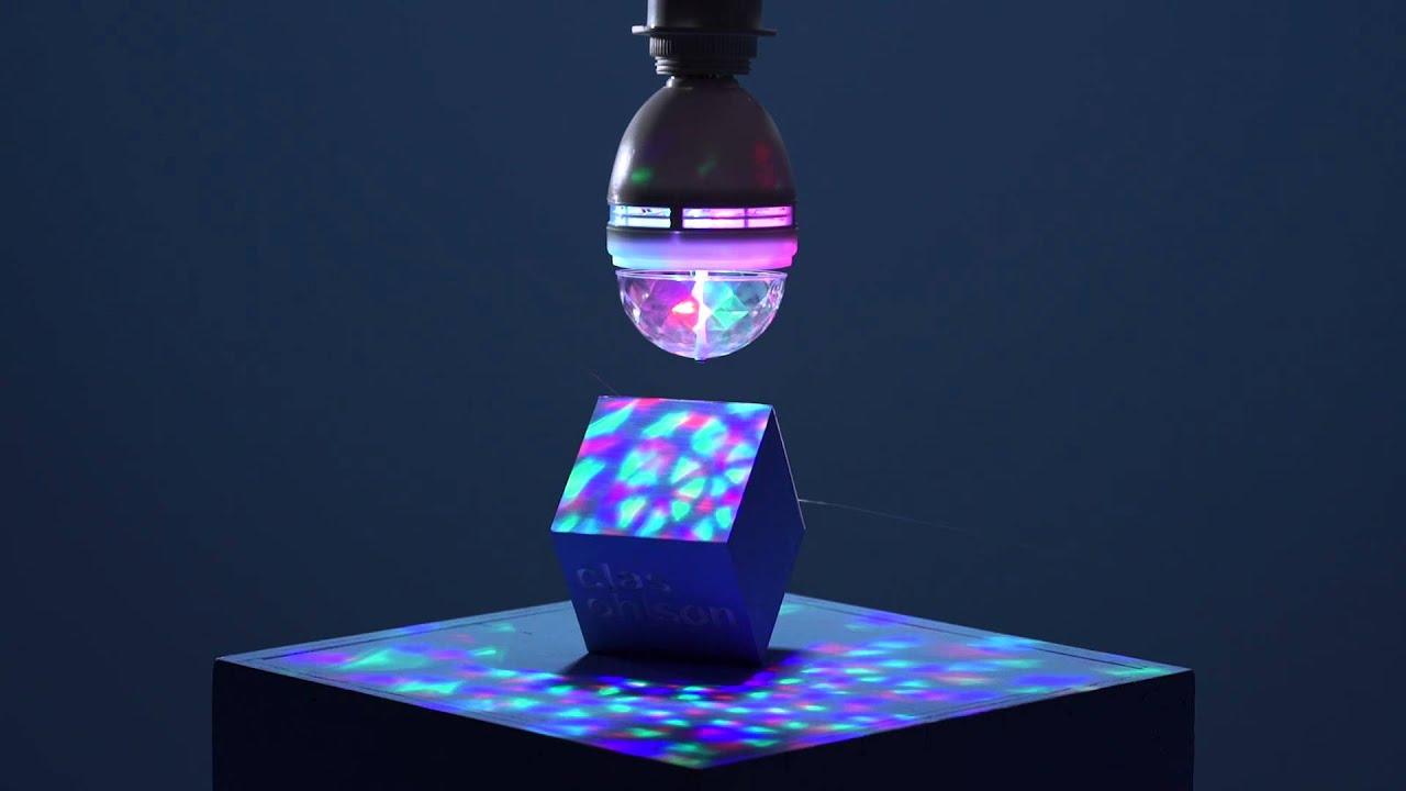 Handla Discolampa LED E27, 1 st från Clas Ohlson online på