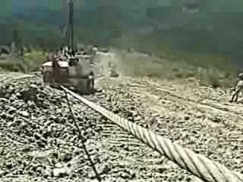 Canadian Pipeline Construction 2a