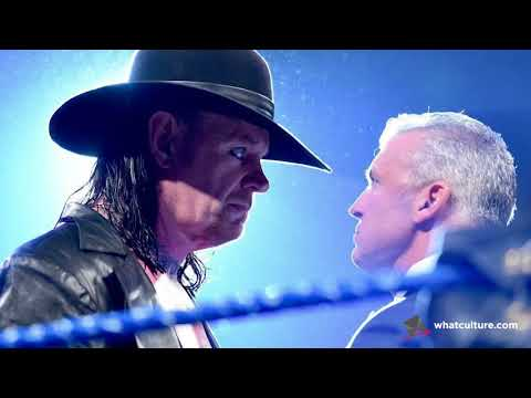 1 Year Ago... The Undertaker Returned & Nothing Made Sense
