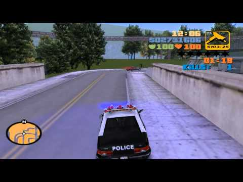 Soldier plays Grand Theft Auto III