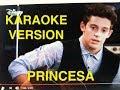PRINCESA - Karaoke Version - Soy Luna