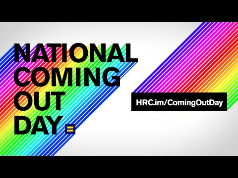 HRC Celebrates National Coming Out Day 2016
