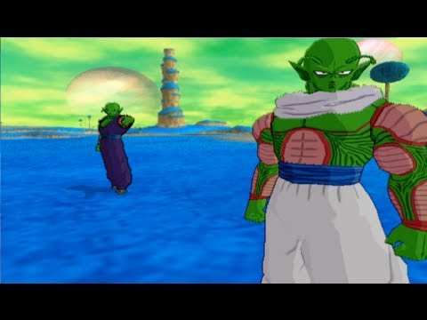 piccolo and nail fusion tenkaichi 3 mod  youtube