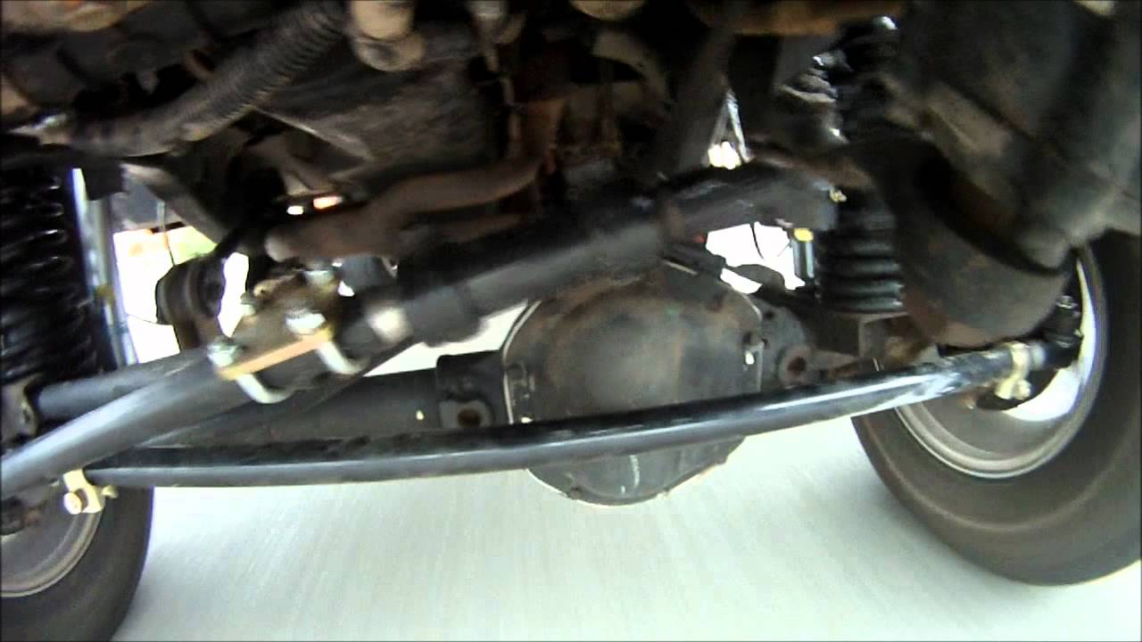 Jeep Wrangler Lj >> EXTREME DEATH WOBBLE JEEP WRANGLER LJ UNLIMITED RUBICON