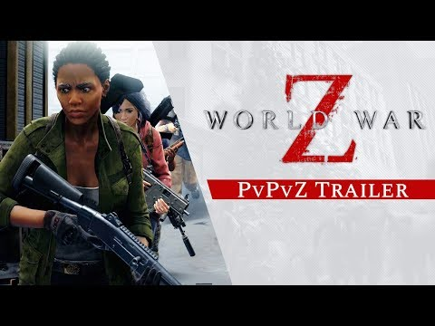 World War Z - Player VS Player VS Zombies