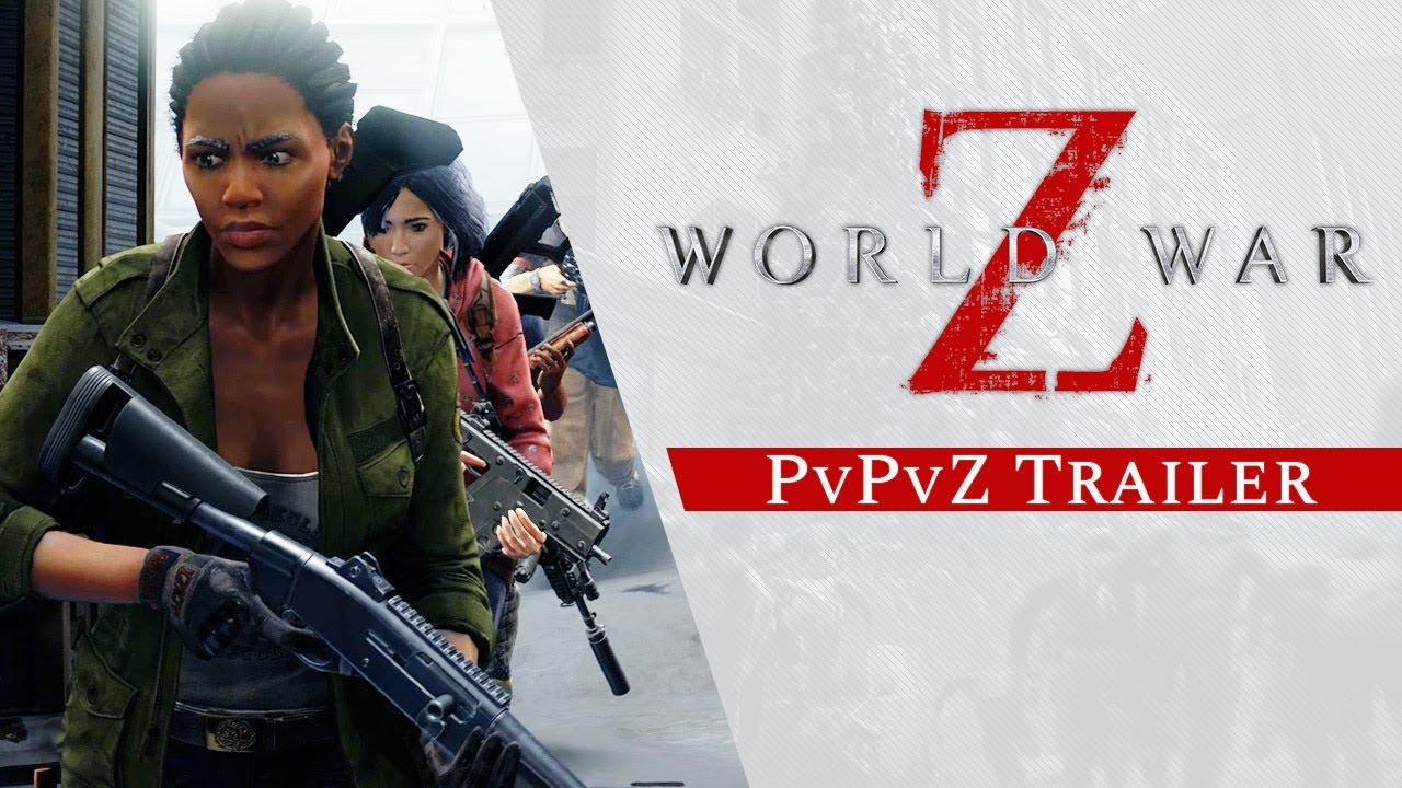 World War Z Gets Release Date, PC Version Will be Exclusive to Epic