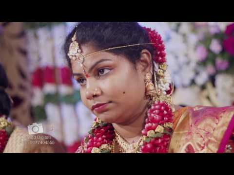 HARIKA + RAJA MOHAN REDDY  WEDDING