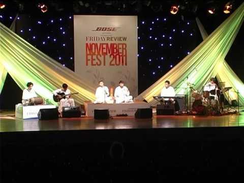 Trichur Brothers - 'Anubhoothi' - Pibare Ramarasam and Vande Matharam