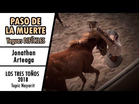 PASO DE LA MUERTE Jonathan Arteaga - LOS TRES TOÑOS 2018
