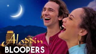 Bloopers Modern Day Aladdin - A Whole New World - Music Video
