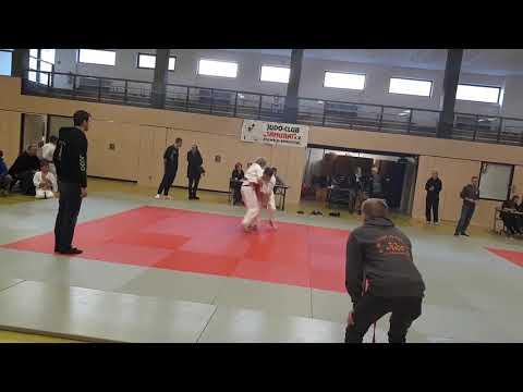 Judo BezirksTurnier Kampf JayJuNews