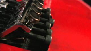 UPDATE - Gotoh Floyd Rose Tremolo On an Ibanez JS 100 With Posts Replaced