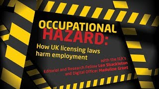 Occupational hazard - how UK licensing laws harm employment