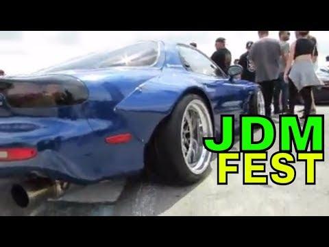 JDM FEST 2018 (montreal) Autodrome St-eustache