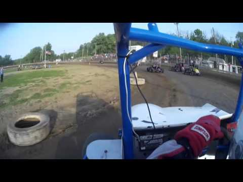 May 21st 2016 Heat race US 24 Speedway, uncut