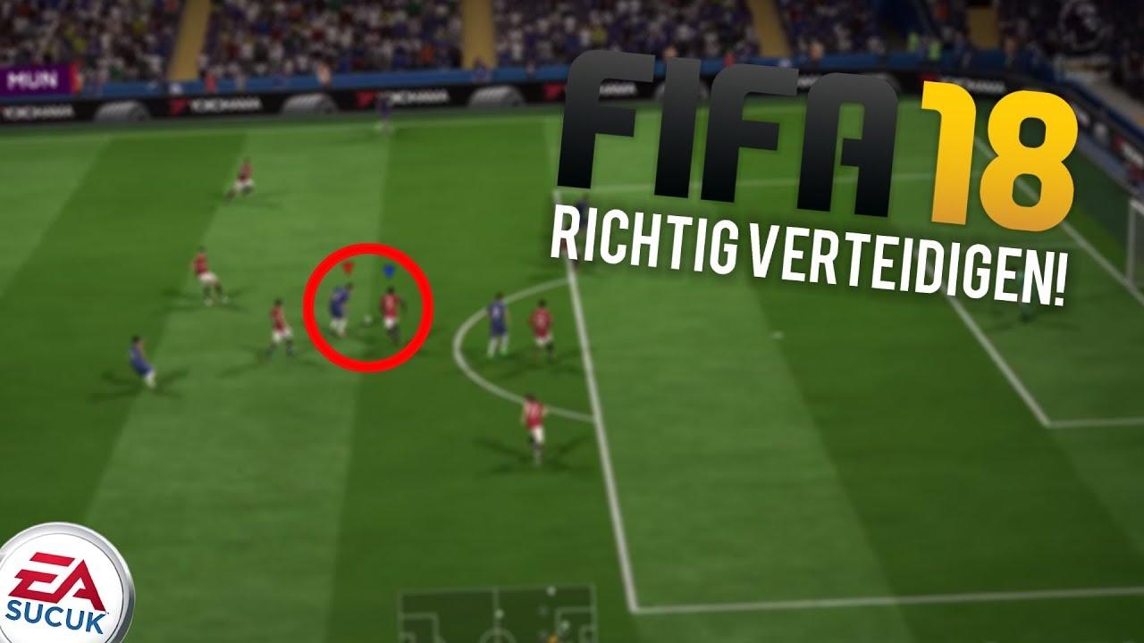 Fifa 18 Verteidigen