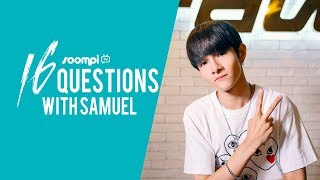 Video INTERVIEW | Samuel Answers Fans' Questions And Makes Your Heart Flutter download MP3, 3GP, MP4, WEBM, AVI, FLV Desember 2017